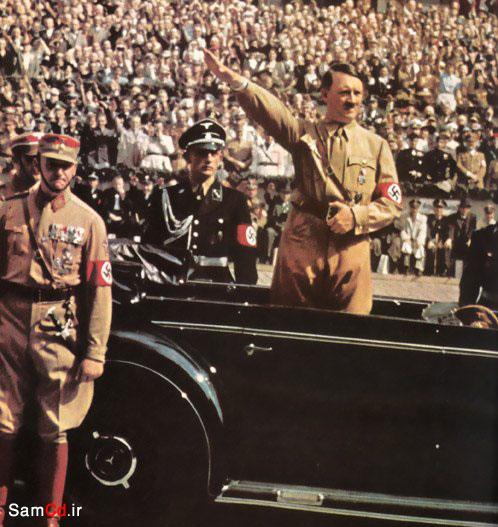 مستند زندگی هیتلر ADOLF HITLER