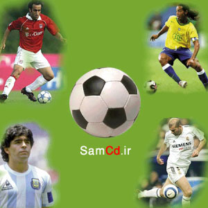 آموزش تصویری فوتبال 5
