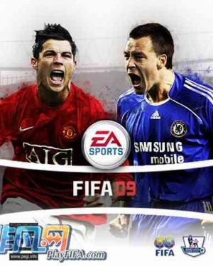 بازی کامپیوتری بازی فوتبال فیفا 2009