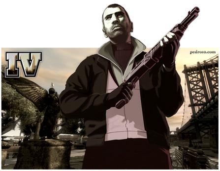 بازی کامپیوتری بازی فوق العاده GTA IV