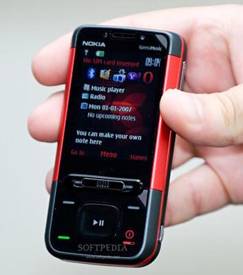 نرم افزارهای تخصصی موبایل نوکیا 2009