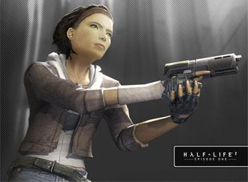 بازی کامپیوتری Half-Life 2: Episode 2