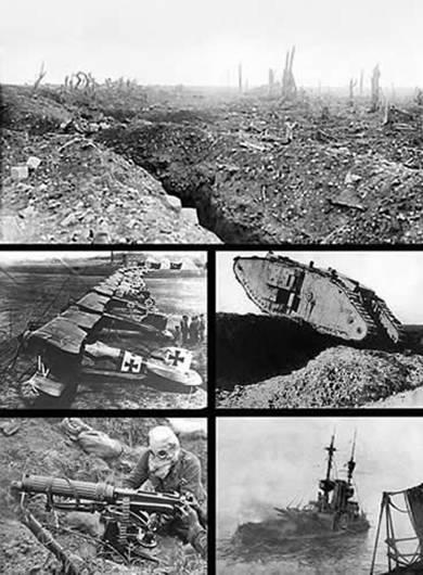 مستند جنگ جهانی اول