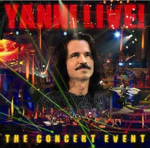 كنسرت زیبای یانی (بزرگترین استاد موسیقی جهان)