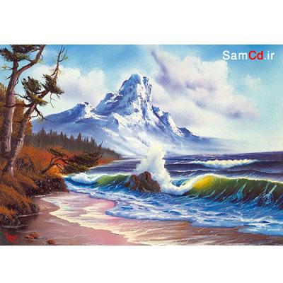 لذت نقاشی با باب راس
