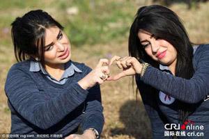 مسابقه انتخاب دختر جذاب و شایسته عراقی (عکس)