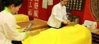 خطرناکترین و رعب آور ترین نوع ماساژ در تایوان (عکس)