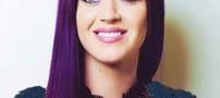 یک عکس دیدنی و جالب از کیتی پری بدون آرایش!!