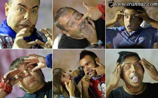 بزرگترین فستیوال برای انتخاب زشت ترین چهره (عکس)