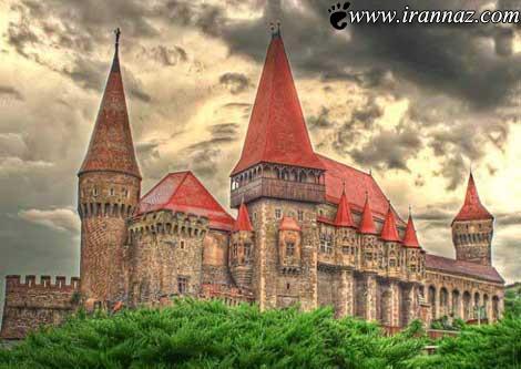تصاویری از کاخ های حیرت آور در جهان