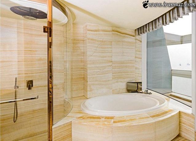 ساخت هتل حیرت آور در چین (عکس)