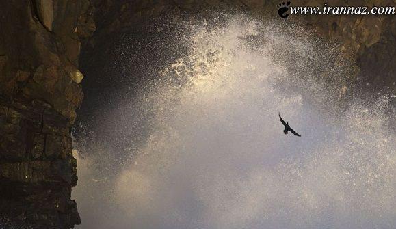 تصاویر باورنکردنی از مناطق خیال انگیز