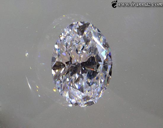 عکس های باورنکردنی از بزرگ ترین الماس دنیا
