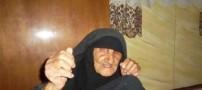پیرترین مادر بزرگ دنیا روزه میگیرد (عکس)