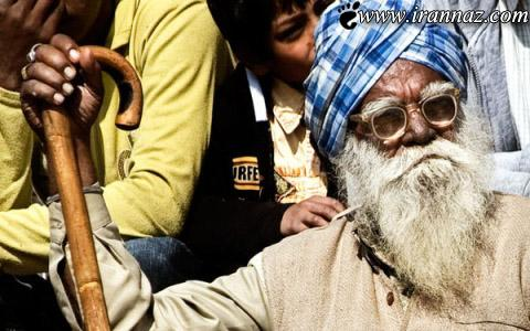 المپیک مسابقات ترسناک و خطرناک در هند (عکس)