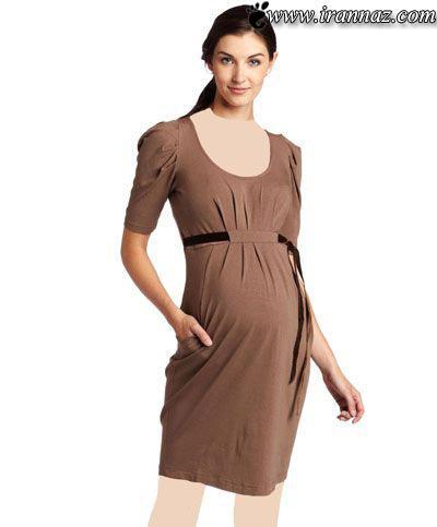 زیبا ترین مدل لباس بارداری (عکس)