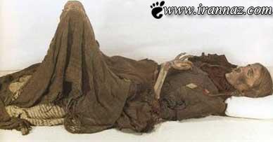 عجیب ترین مومیایی تاریخ (عکس)