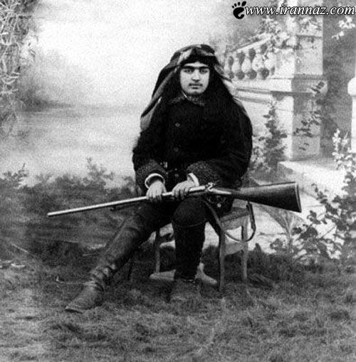 عکس های باورنکردنی از زیبارویان در دوران قاجاریه