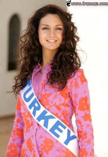 زیباترین دختر ترکیه در سال 2013 (عکس)