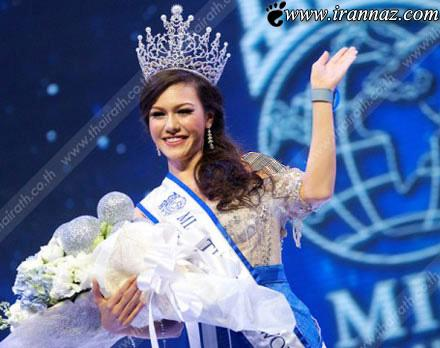 عکس هایی بسیار زیبا از دختر شایسته 2013 تایلند