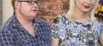 عکس های جنجالی از زوجی که تغییر جنسیت دادند