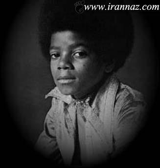 عکس های باورنکردنی از کودکی مایکل جکسون