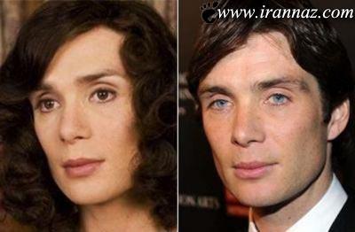 عکس های باور نکردنی از بازیگرانی که زن شدند