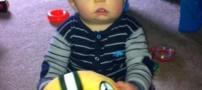 بی احساس ترین پسربچه ی دنیا (عکس)