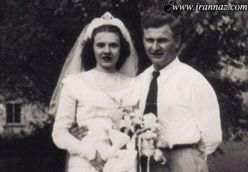 زوج عاشقی که در کنار یکدیگر مردند (عکس)