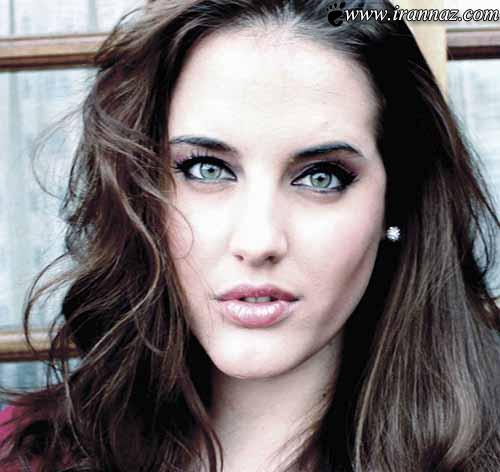 عکس هایی از زیباترین دختر دنیا در سال 2013