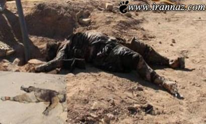 عکس هایی از جسد نوجوانی در چاه