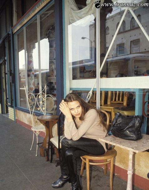 عکس های بسیار جذاب از 19 سالگی آنجلینا جولی