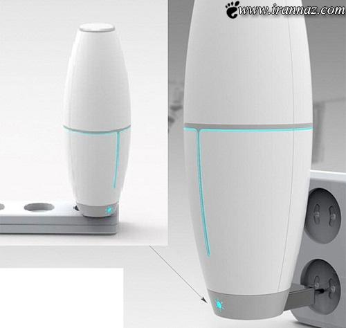 اختراع جالب ماشین لباسشویی دستی زیبا (عکس)