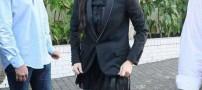 جلف ترین تیپ لیدی گاگا در سال 2013 (عکس)