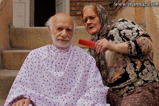 محبوب ترین بازیگر زن ایرانی کشف حجاب کرد (عکس)