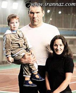 ازدواج یک غول با کوتاه ترین زن دنیا (عکس)