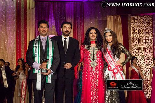 زیباترین دوشیزه ی پاکستان نمایان شد (عکس)
