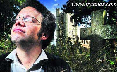 مردی که به بخاطر ملخ زنده مانده است (عکس)