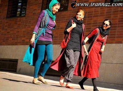 بد حجابی در تهران بیداد میکند (عکس)