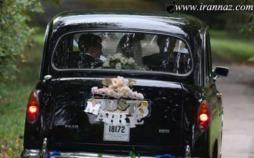 ازدواج جنجالی نخست وزیر پیشین انگلیس (عکس)