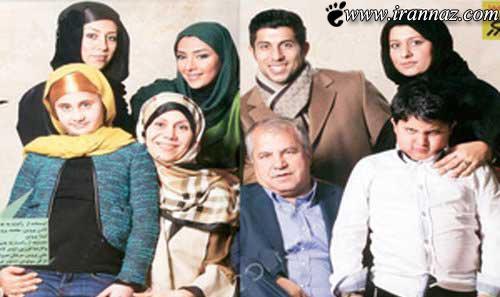 دختر علی پروین بزودی بازیگر می شود (عکس)