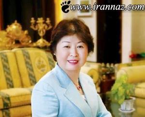 ثروتمند ترین و مشهورترین زن در قاره ی آسیا (عکس)