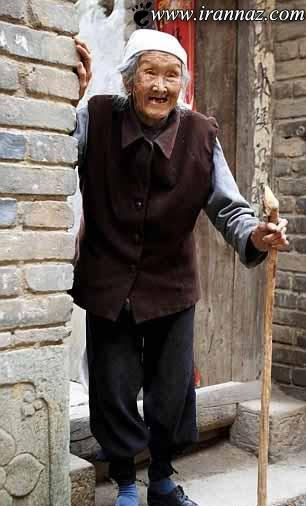 سنت ترسناک کوچک کردن پا در چین (عکس)