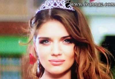 عکس های شگفت انگیز از ملکه زیبایی گرجستان