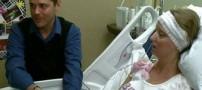 غمگین ترین ازدواج تاریخ در بیمارستان چین (عکس)