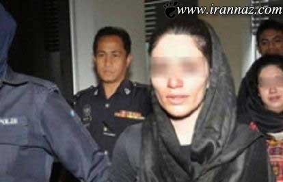 اعدام دختران ایرانی به دلیل قاچاق مواد مخدر !!
