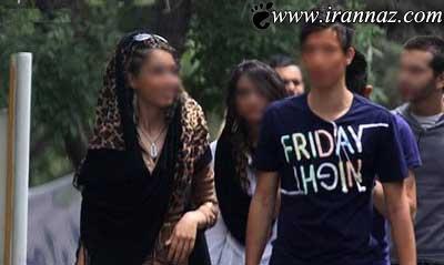 غیرت جدید و در عین حال عجیب مردان ایرانی!! (عکس)