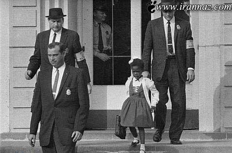 اسطوره شدن جالب این خانم سیاه پوست (عکس)