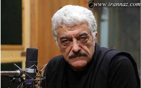 بازیگر مشهور ایرانی بخاطر یک اشتباه فلج شد! (عکس)