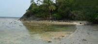 جزیره ای که بسیار مرموز است (عکس)